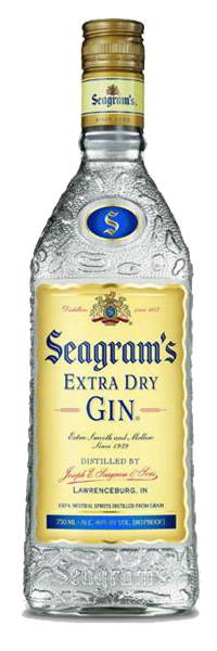 Seagram´s Extra Dry Gin 0,7 Liter