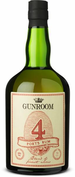 Gunroom 4 Ports Rum 0,7l