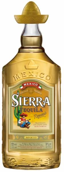 Sierra Gold Reposado Tequila 0,7 Liter