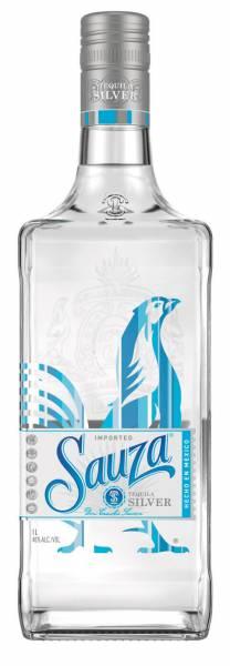 Sauza Silver Tequila 1 Liter