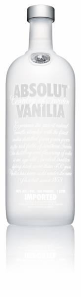 Absolut Vanilia 1 Liter