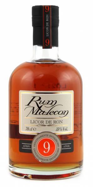 Malecon Licor de Ron 0,7L