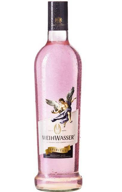 Weihwasser Spiritus Paradieslikör 0,7 Liter