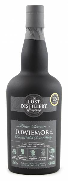 Lost Distillery Towiemore Classic Whisky