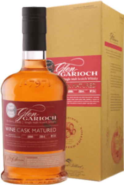 Glen Garioch Vintage - 1998/2014 Wine Cask Matured 48% 0,7l