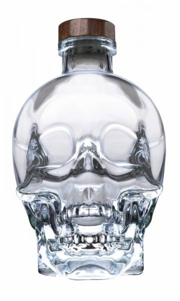 Crystal Head Vodka Totenkopf 1,75 Liter