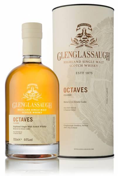 Glenglassaugh Octaves Classic 0,7 Liter *limitiert*