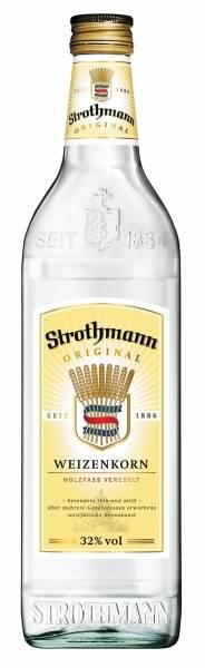Strothmann Weizenkorn 0,7 Liter
