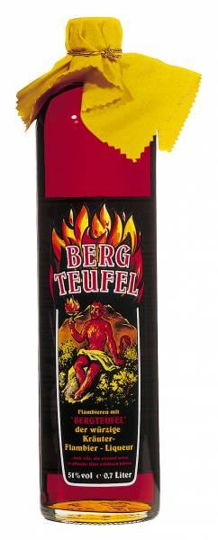 Scheibel Bergteufel 0,7 Liter