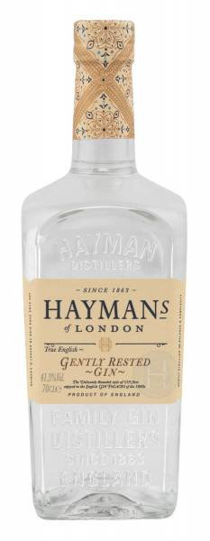 Hayman´s Gently Cask Rested 41,3% 0,7l