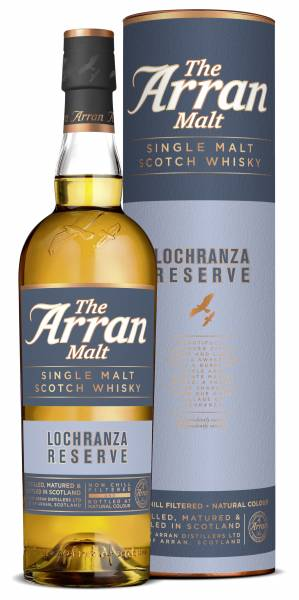 The Arran Malt Lochranza Reserve 0,7 Liter