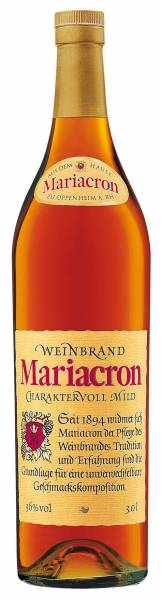 Mariacron 3 Liter Magnumflasche