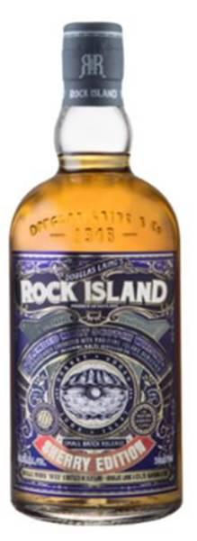 Rock Island Sherry Editon - Islands Blended Malt 46,8% 0,7 Liter