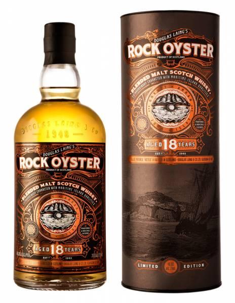 Rock Oyster 18 Jahre Douglas Laing 0,7l
