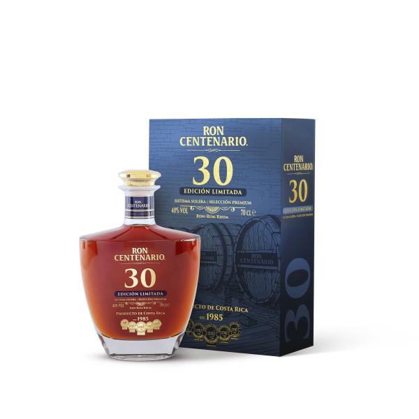 Ron Centenario Rum 30 Edicion Limitada 0,7 Liter