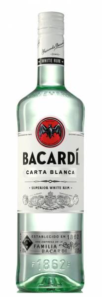 Bacardi Superior 0,7 Liter