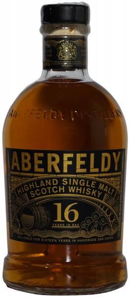 Aberfeldy 16 Jahre 0,7 Liter