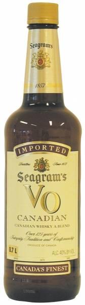 Seagram`s VO 0,7 Liter
