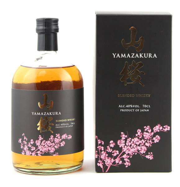 Yamazakura Whisky Blended 0,7 Liter