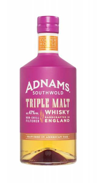 Adnams Triple Malt Whisky 0,7 Liter