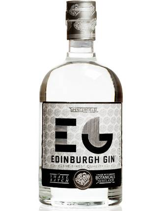 Edinburgh Gin Small Batch 0,7 Liter