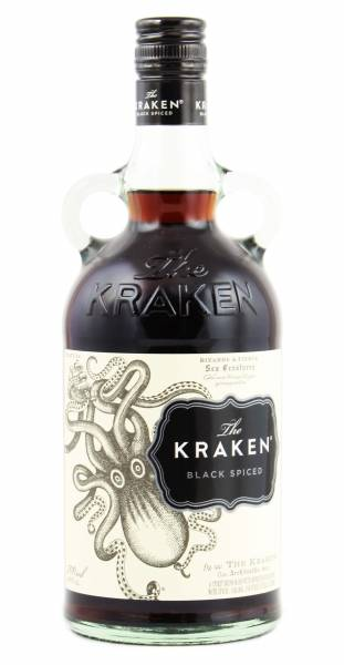Kraken Black Spiced 0,7 Liter