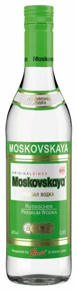 Moskovskaya 0,5 Liter