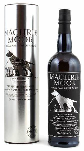 Arran Machrie Moor 4th Edition Peated Cask Strength 0,7l
