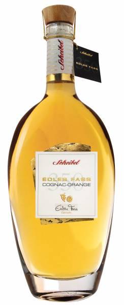 Scheibel Edles Fass Cognac-Orange 0,7l -limtiert-