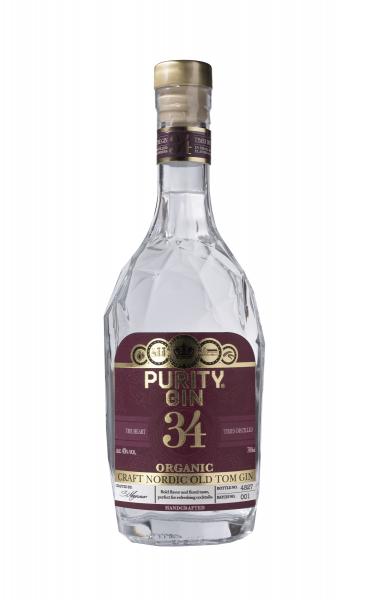 Purity Old Tom Organic Gin 43% 0,7 Liter