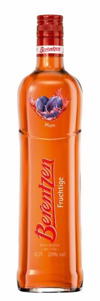 Berentzen Plum 0,7 Liter