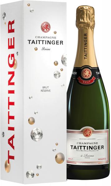 Taittinger Brut Reserve 0,75 Liter