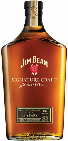 Jim Beam Signature Craft 0,7 Liter