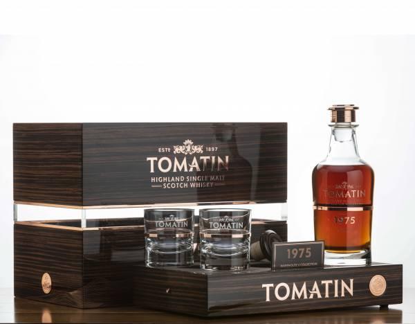 Tomatin 1972 WAREHOUSE 6 COLLECTION Highland Single Malt Scotch Whisky, 0.7 l