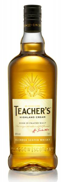 Teacher's Highland Cream 0,7 Liter