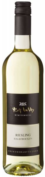 Rolf Willy Riesling halbtrocken QbA 0,75l