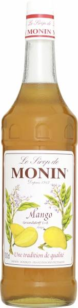 Monin Mango Sirup 1 Liter