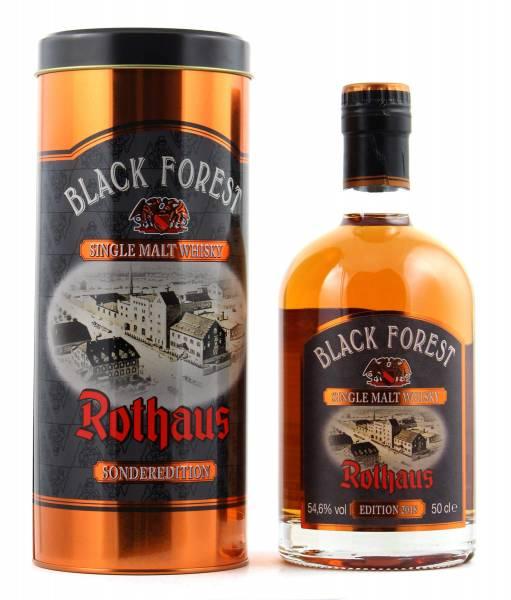 Rothaus Black Forest 2018 Banyuls Cask Single Malt Whisky 0,5l