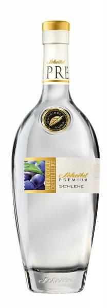Scheibel Premium Wild-Schlehen Geist 0,7l