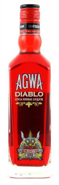 Agwa de Bolivia Diablo Coca Herbal Likör 0,5l
