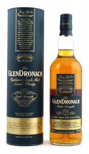 GlenDronach Cask Strength Batch 7 0,7l