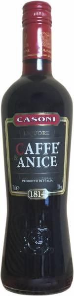 Casoni Sambuca al Caffé & Anice 0,7 Liter