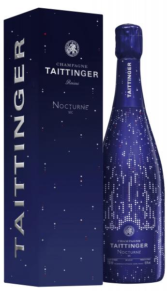 Taittinger Nocturne Sec City Lights 0,75l