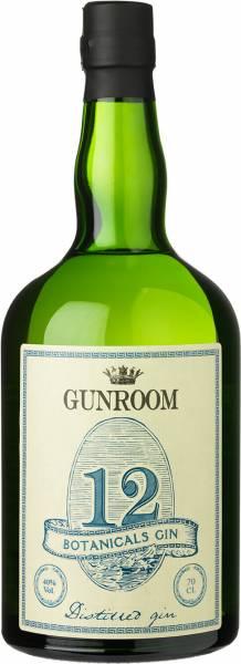 Gunroom 12 Botanicals Gin 0,5l