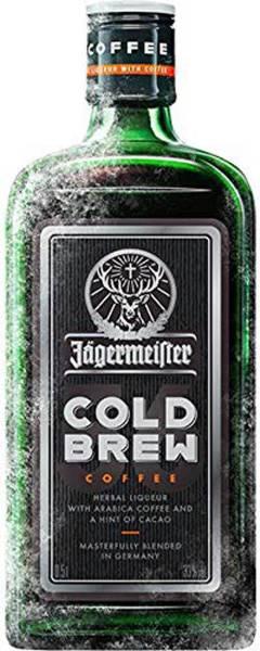 Jägermeister Cold Brew 0,5 Liter