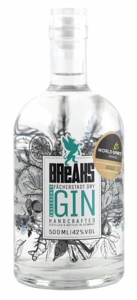 Breaks Dry Gin 0,5l