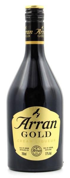 Arran Gold Cream Liqueur 0,7 Liter