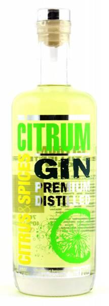 Citrum Premium Gin Citrus & Spices 0,7l