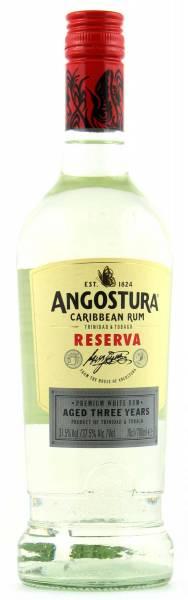 Angostura Reserva 3 Jahre White Rum 0,7l