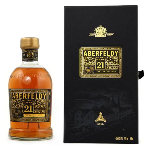 Aberfeldy 21 Jahre 0,7 Liter